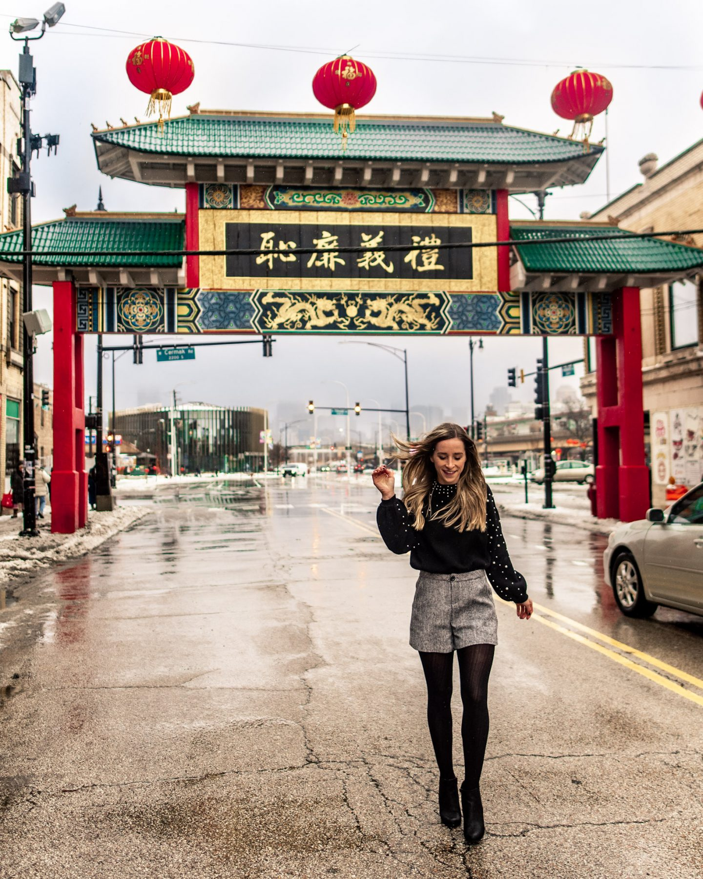 chinatown neighborhood photography