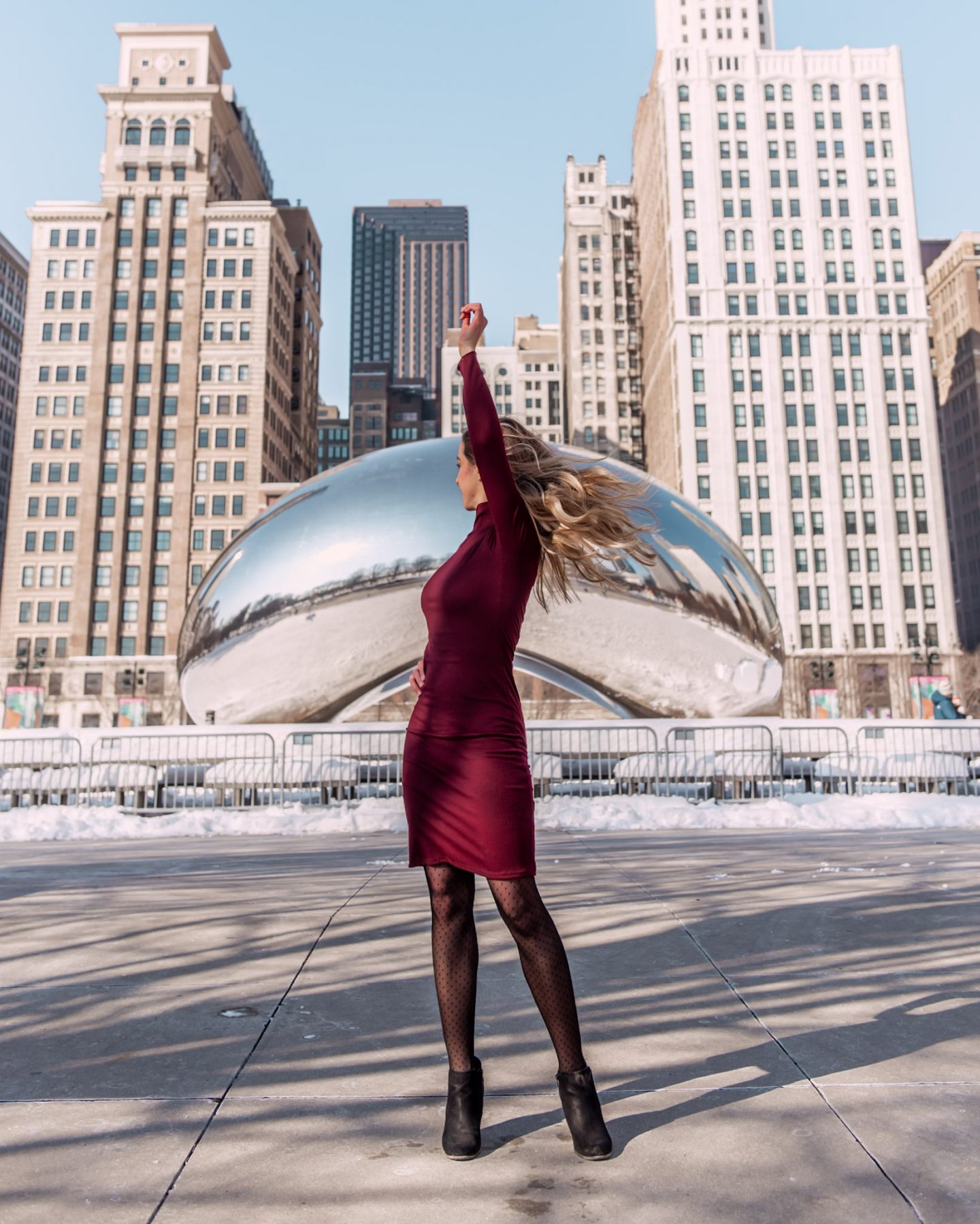 Instagram worthy places in chicago navy pier