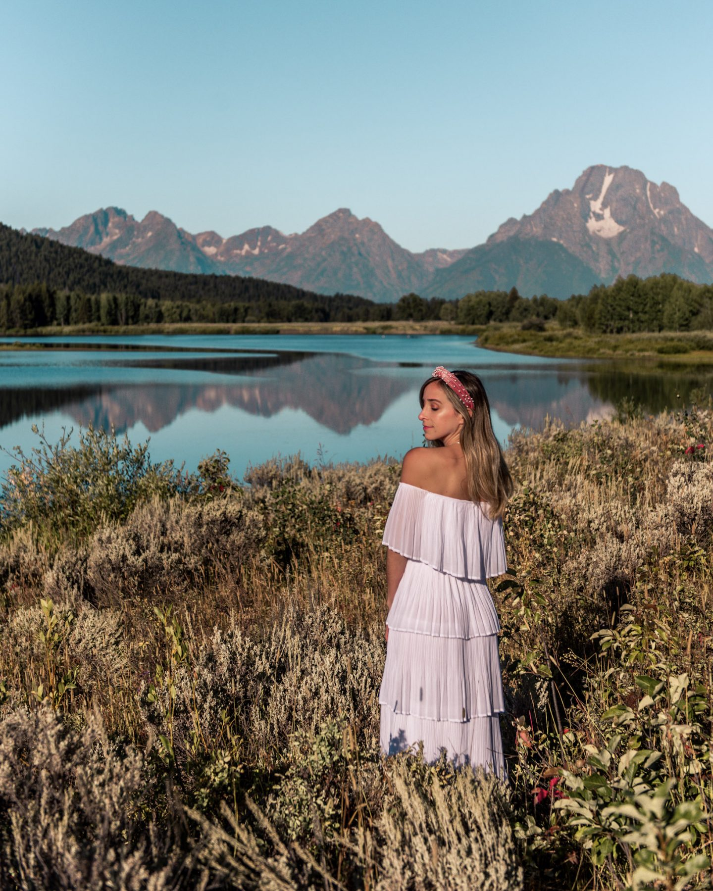 Instagram worthy places in grand teton