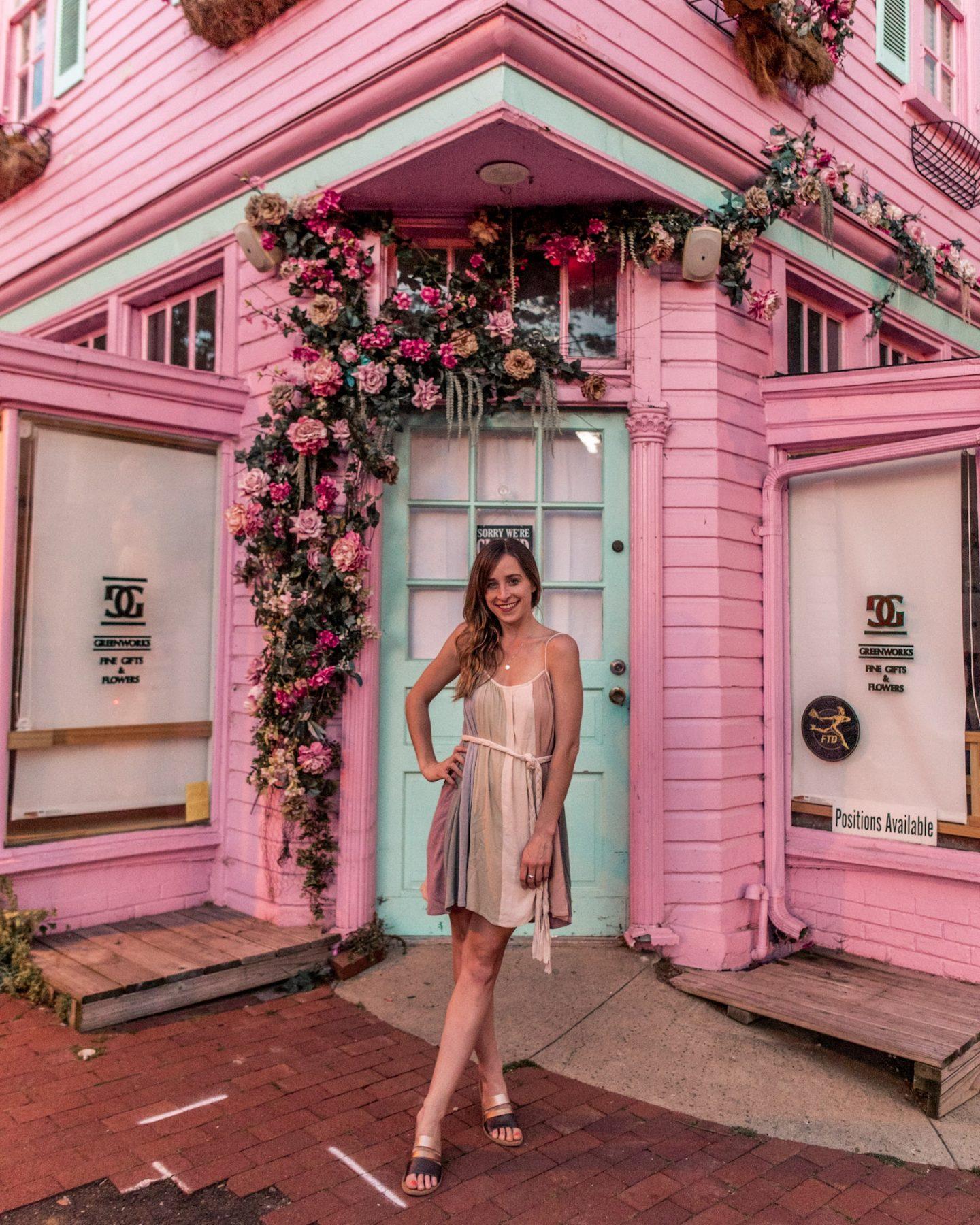 Instagram worthy places in washington dc georgetown