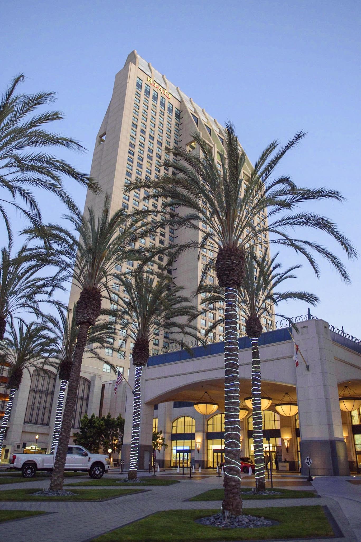 Hyatt San Diego tower