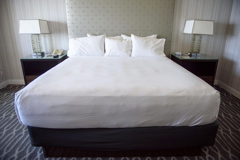 The rooms at Grand Hyatt San Diego