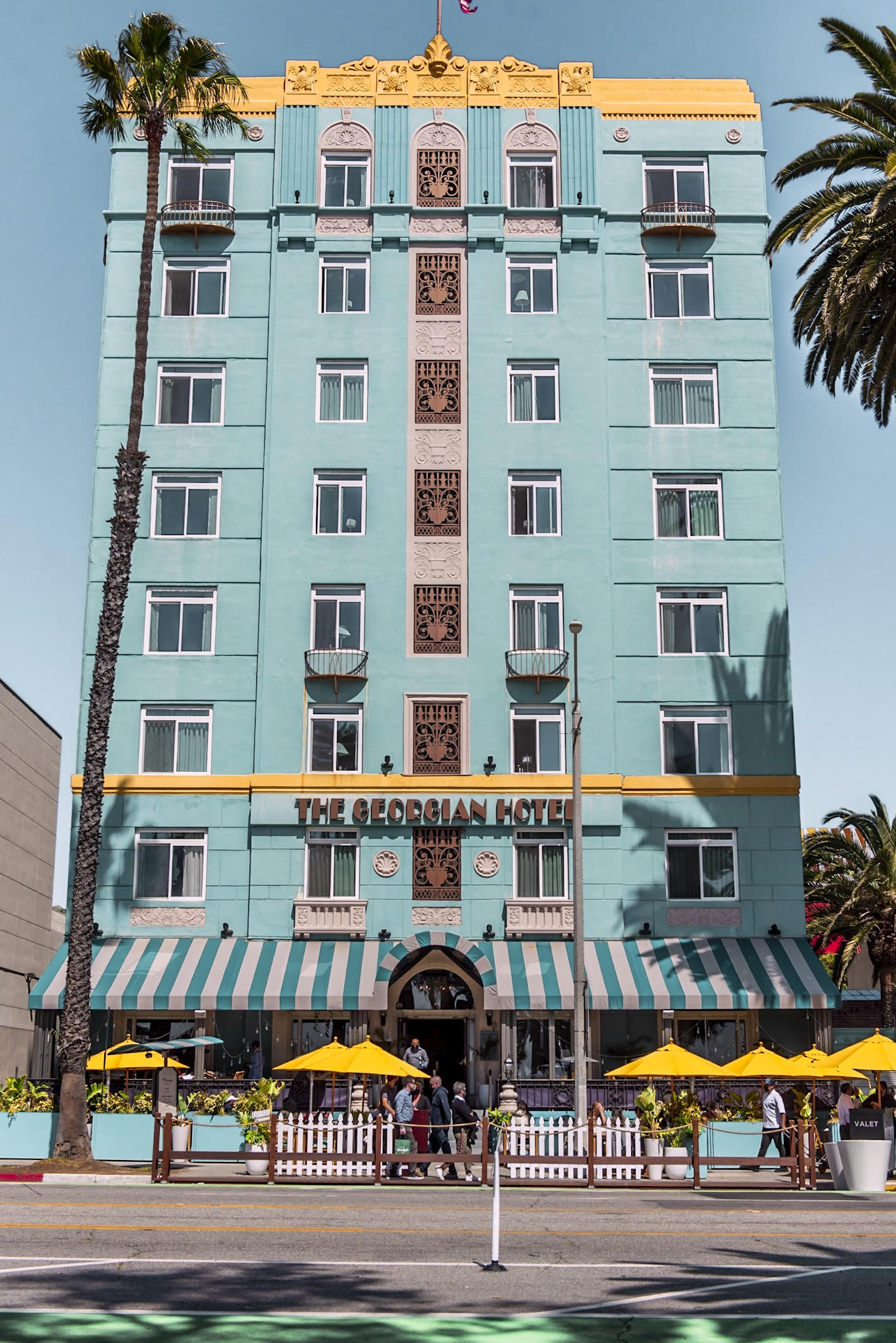 The Georgian Santa Monica: Hotel Review