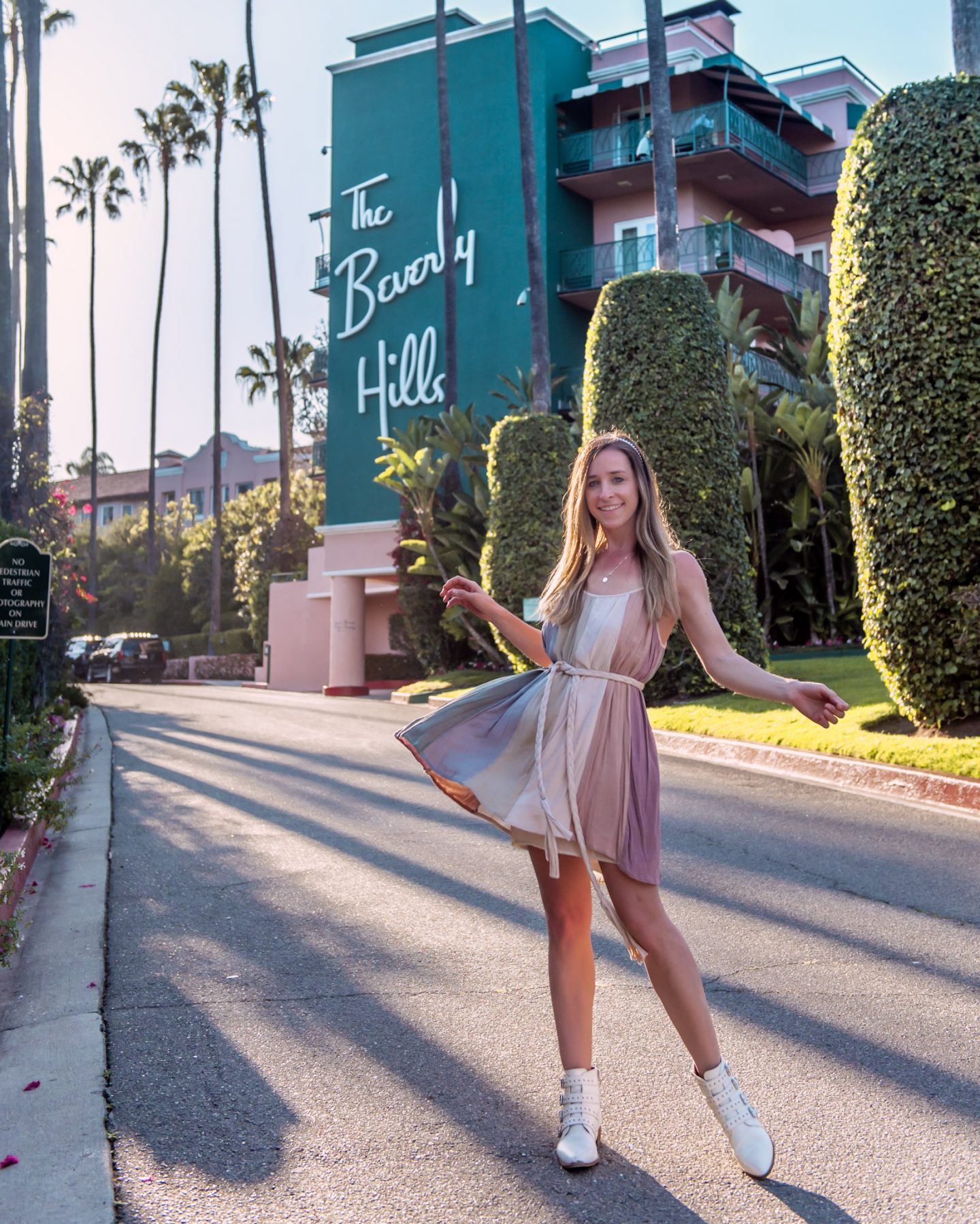 the beverly hills hotels in los angeles